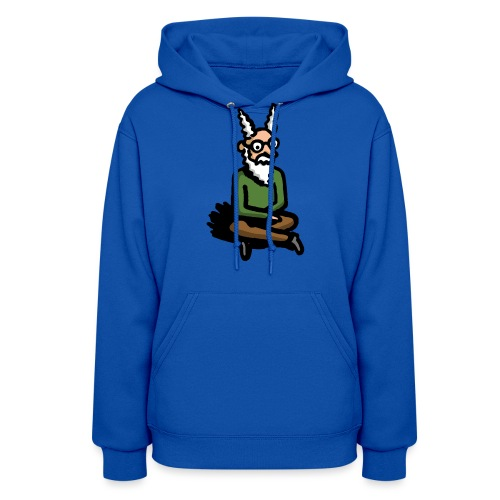 The Zen of Nimbus t-shirt / Nimbus in color - Women's Hoodie