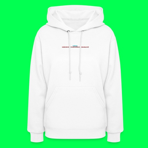 my original quote - Women's Hoodie