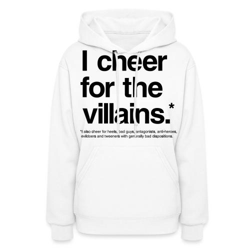 Villains AI - Women's Hoodie