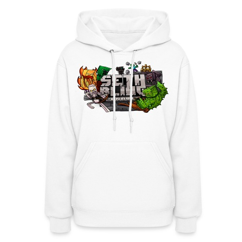 Seth SCB Fixed png - Women's Hoodie