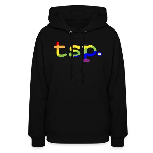 tsp pride updated 01 - Women's Hoodie