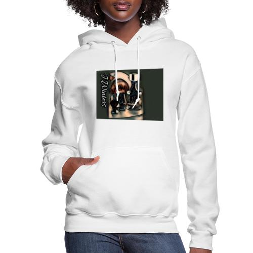 Cold hearted ice line - Women's Hoodie