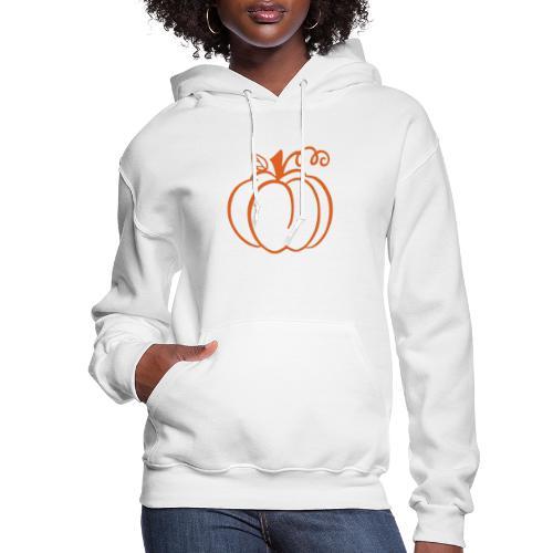 Pumpkin - Women's Hoodie