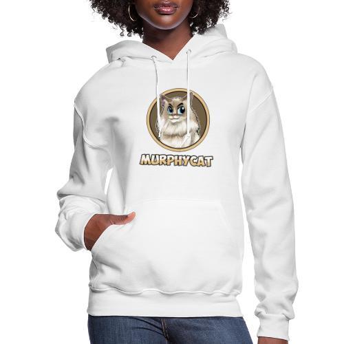 MURPHYCAT LOGO - Women's Hoodie