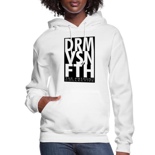 DRM VSN FTH - Women's Hoodie
