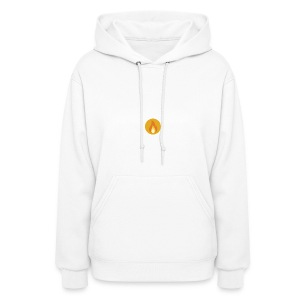 Flame (For cases and Cups) - Women's Hoodie