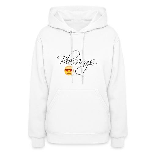Blessings - Women's Hoodie