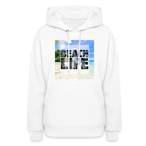 Beach Life Design - Women's Hoodie