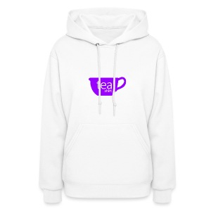 Tea Shirt Simple But Purple - Women's Hoodie