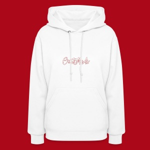 Christmas TEXT - Women's Hoodie