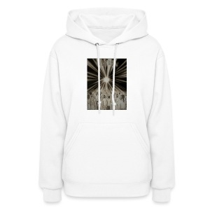 Black_and_White_Vision2 - Women's Hoodie