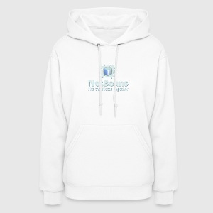 NetBeans with Logo and Slogan - Women's Hoodie