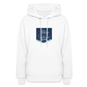 Winter Theme - Women's Hoodie