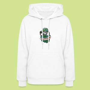 Earth Face - Women's Hoodie