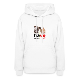 Dog & Cat - Women's Hoodie