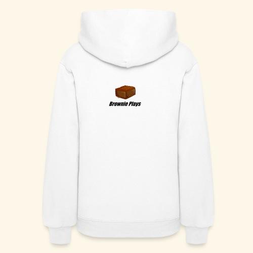 Brownie Plays Merchandise - Women's Hoodie