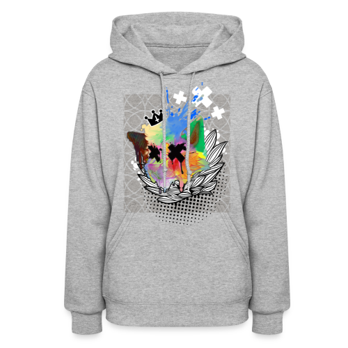 King of Rad - Women's Hoodie