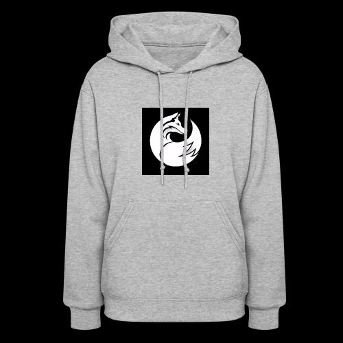 Confident wolf merch - Women's Hoodie