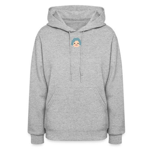 Grandma Emoticon Shirt - Women's Hoodie