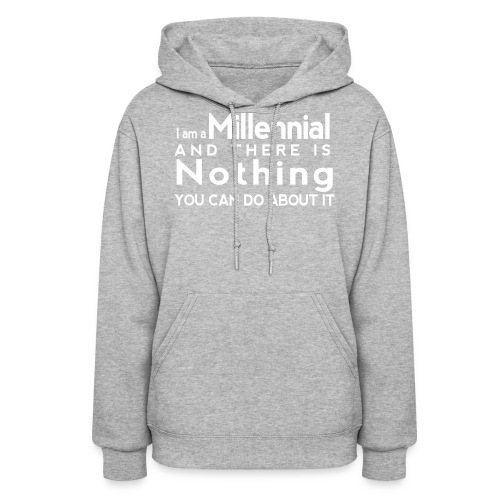 Millennial Pride - Women's Hoodie