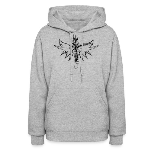 peace.love.good karma - Women's Hoodie