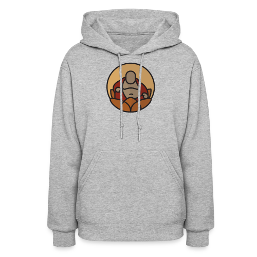 AMERICAN BUDDHA CO. COLOR - Women's Hoodie