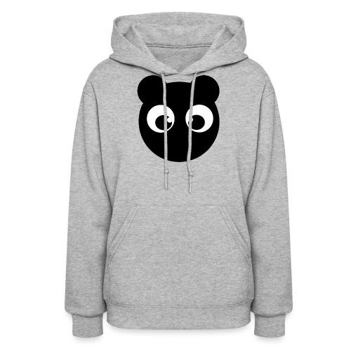 BearBun - Black - Women's Hoodie