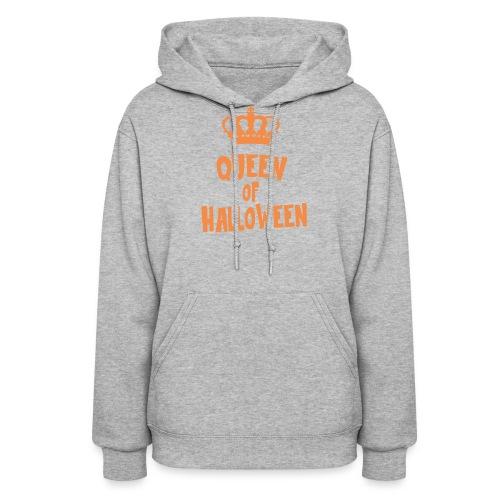 Queen of halloween - Women's Hoodie