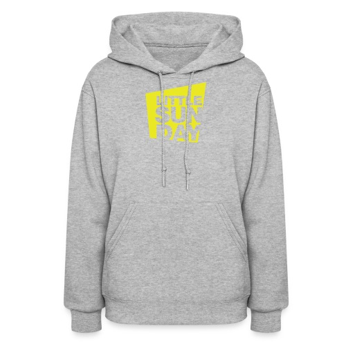 littleSUNDAY Official Logo - Women's Hoodie