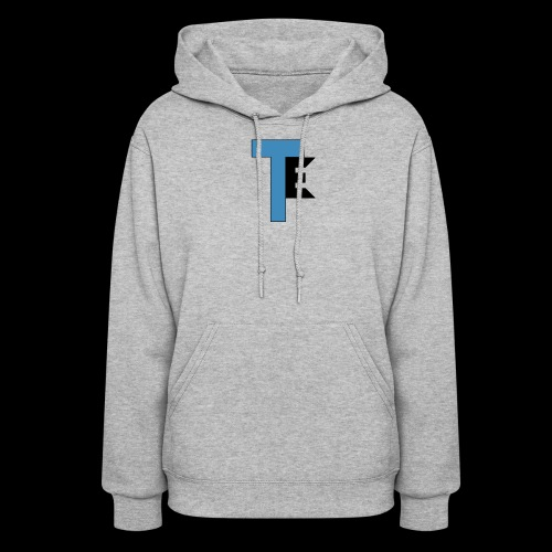 The Second Team Exelfiny Logo - Women's Hoodie