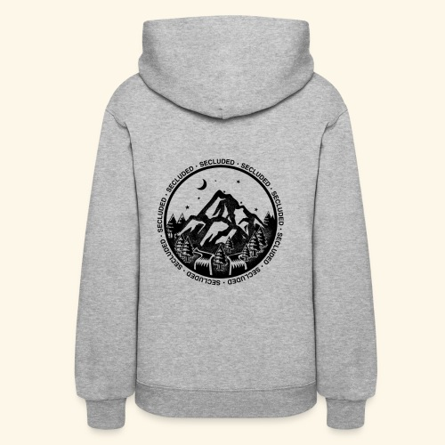 Bellingen Mountain Ranges - Women's Hoodie