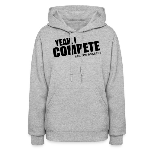 compete - Women's Hoodie