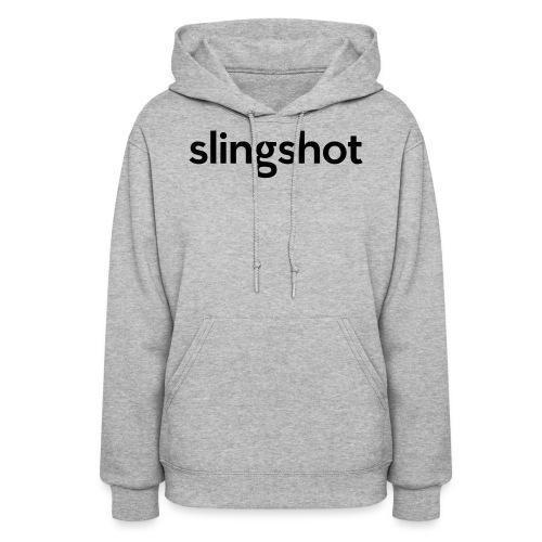 SlingShot Logo - Women's Hoodie