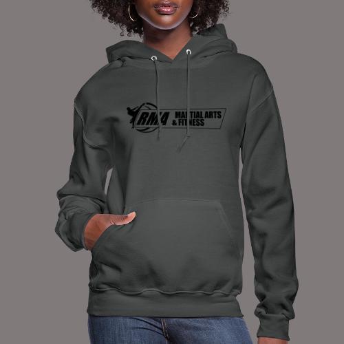 RMA-full-logo-Front-1clr- - Women's Hoodie
