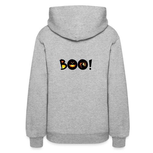 Happy Halloween Boo 1 - Women's Hoodie