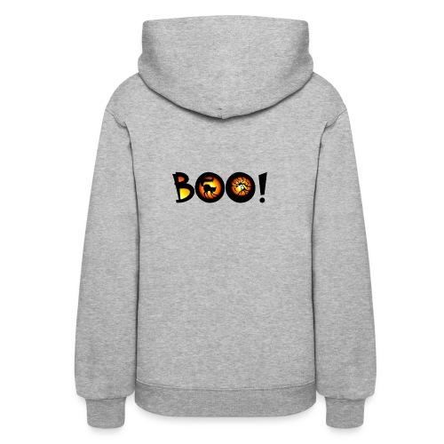 Happy Halloween Boo 3 - Women's Hoodie