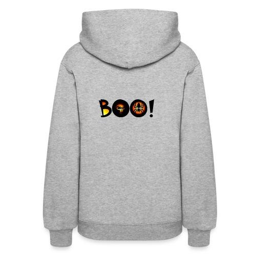 Happy Halloween Boo 4 - Women's Hoodie