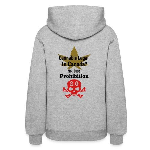 prohibition - Women's Hoodie