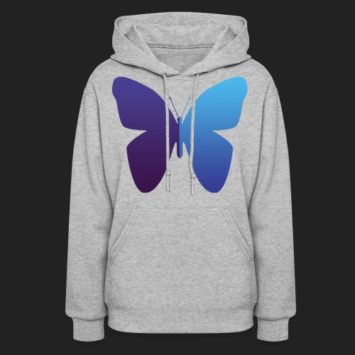 528 Evenings Butterfly - Women's Hoodie