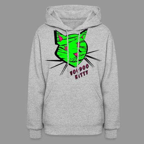 Voodoo Kitty - Women's Hoodie