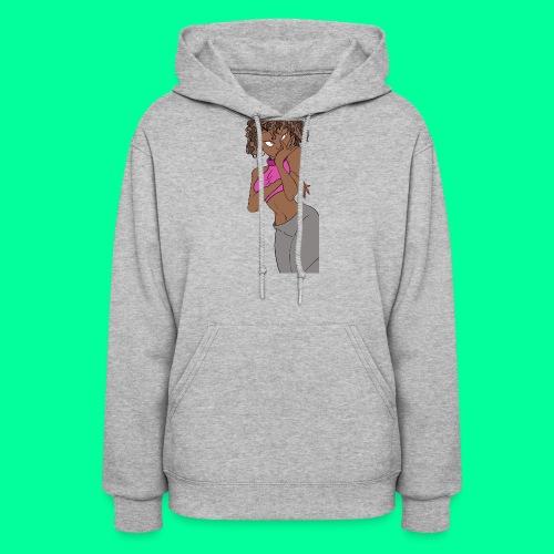 Wakandan Pink - Women's Hoodie