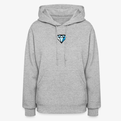 C. Productions Diamond Logo - Women's Hoodie