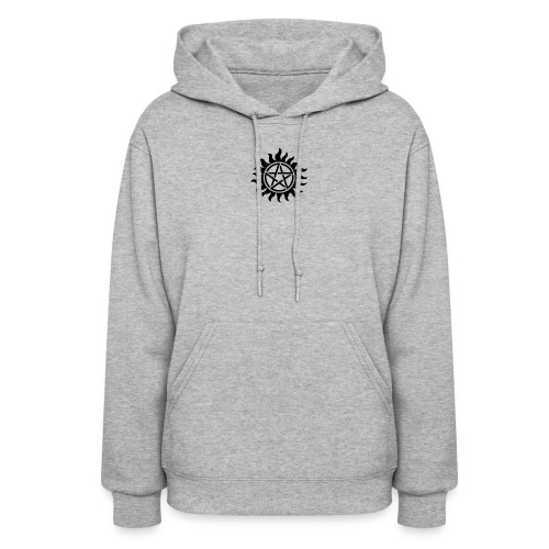 Supernatural Tattoo - Women's Hoodie