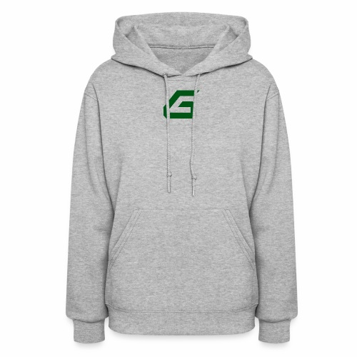 The New Era M/V Sweatshirt Logo - Green - Women's Hoodie
