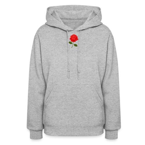 Rose Shirt - Women's Hoodie