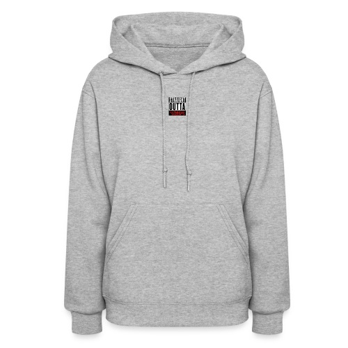 straight outta sheeps - Women's Hoodie