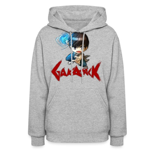 dbz gakattack optimized - Women's Hoodie