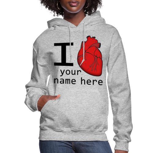Human Heart - Women's Hoodie