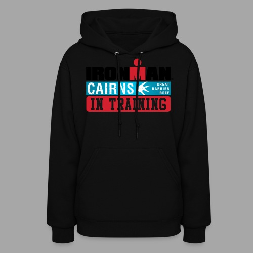 im cairns it - Women's Hoodie