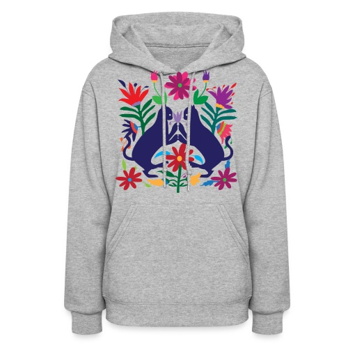 Otomi Cats S by TeeNERD - Women's Hoodie